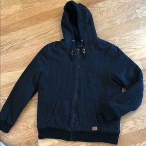 Buffalo David Bitton XXL XL Sweater Hoody Warm